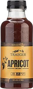 Traeger Pellet Grills SAU036 Apricot BBQ Sauce
