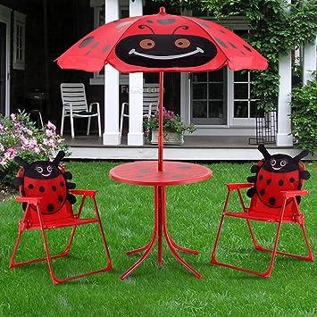 Pleasing Amazon Com Ana Store Red Beathe Kids Garden Set Yard Child Creativecarmelina Interior Chair Design Creativecarmelinacom
