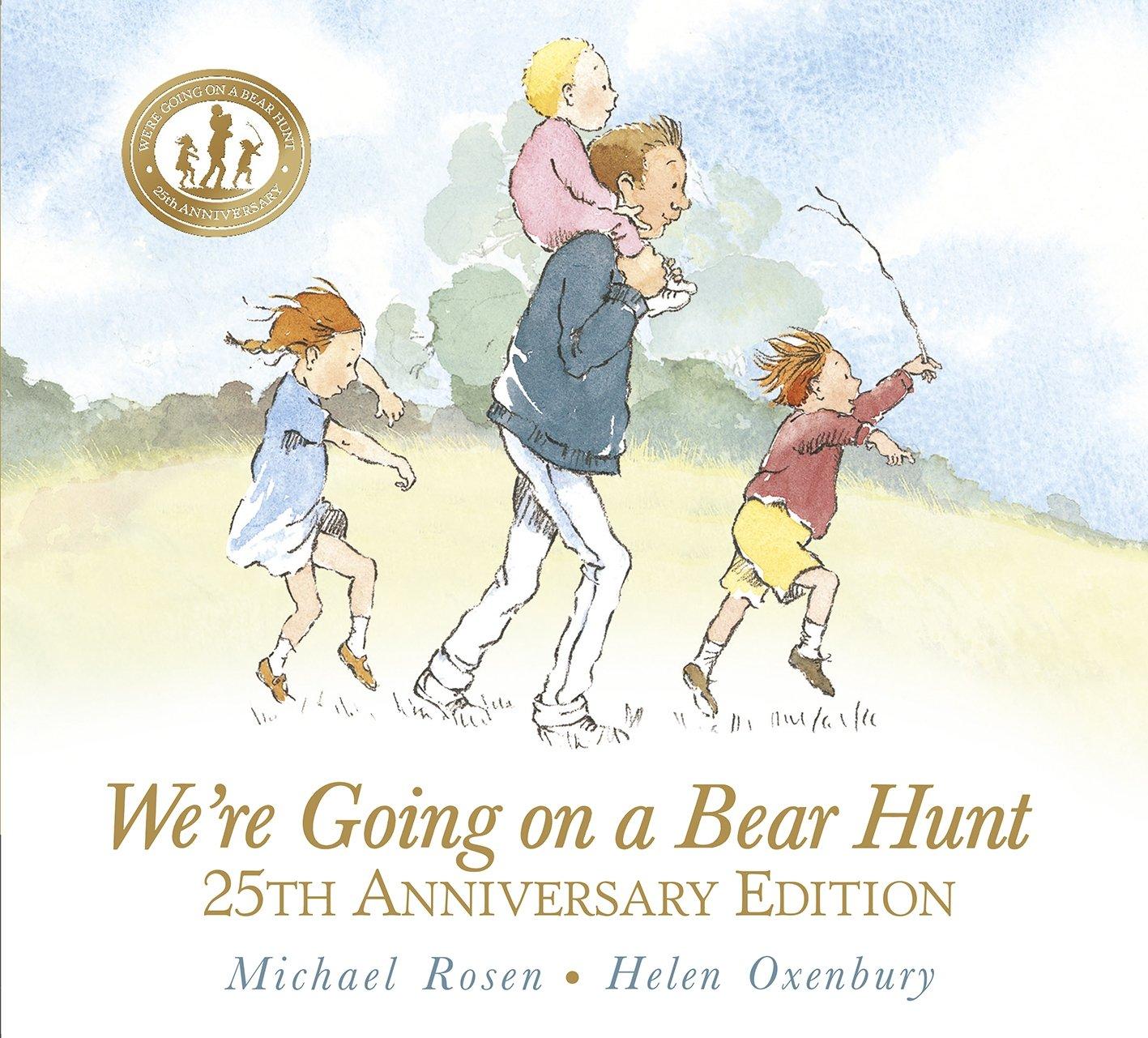 Download We're Going on a Bear Hunt pdf epub
