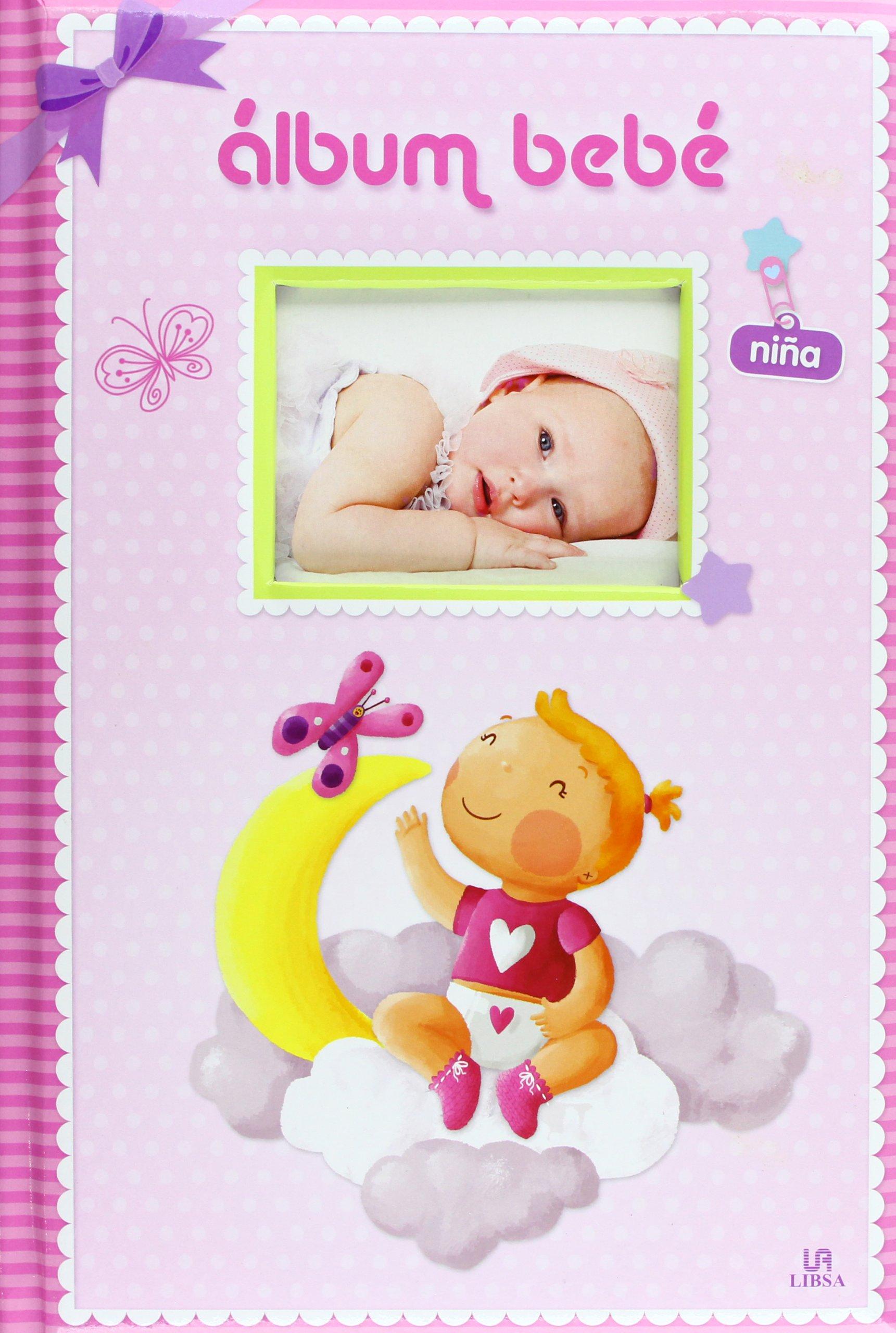 Download Album bebe niña / Baby Album for girl (Spanish Edition) PDF