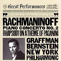 Piano Concerto 2 / Rhapsody on Theme of Paganini [Importado]