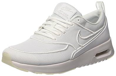 more photos c2986 bcca7 Nike WMNS Air Max Thea Ultra Si, Les Formateurs Femme, Blanc Cassé White