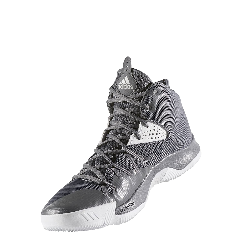 sports shoes 983ad 1ceb0 adidas Dual Threat 2017, Zapatillas de Baloncesto para Hombr