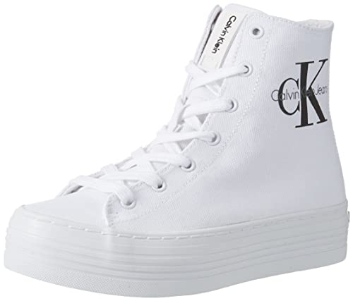 new product ef908 46ae2 Calvin Klein Jeans - Zabrina, Sneaker Donna: Amazon.it ...