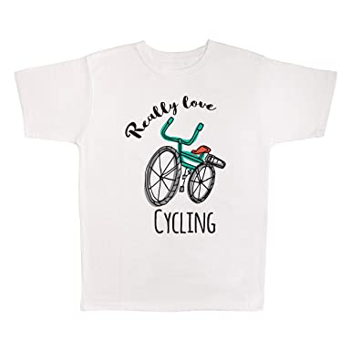 4 All Times Really Love Cycling T Shirt Amazoncom