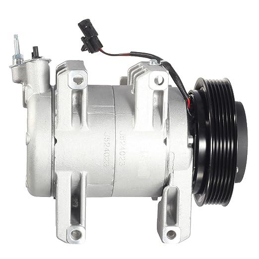 Amazon.com: AUTEX AC Compressor & A/C Clutch CO 11200C 98490 Replacement for 2008 2009 2010 2011 2012 2013 Nissan Rogue 2.5L: Automotive