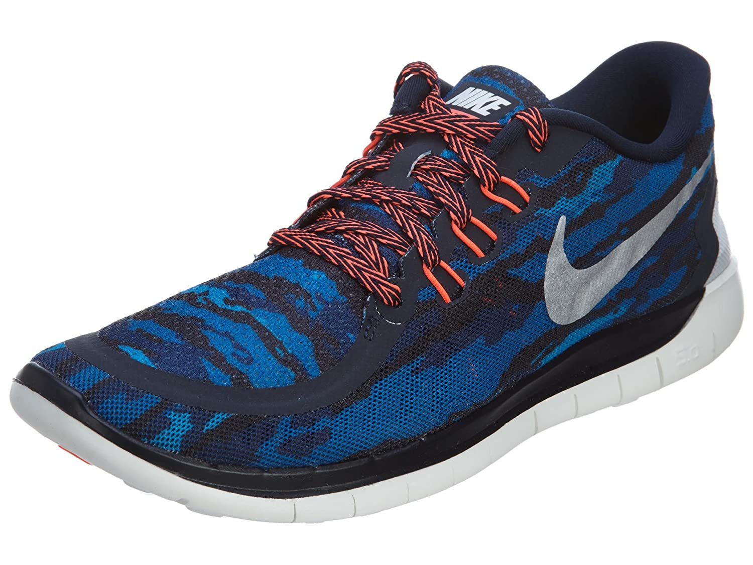 Details about Junior NIKE FREE 5.0 PRINT Running Shoes Trainers Size 3.5 Youth 749681 400