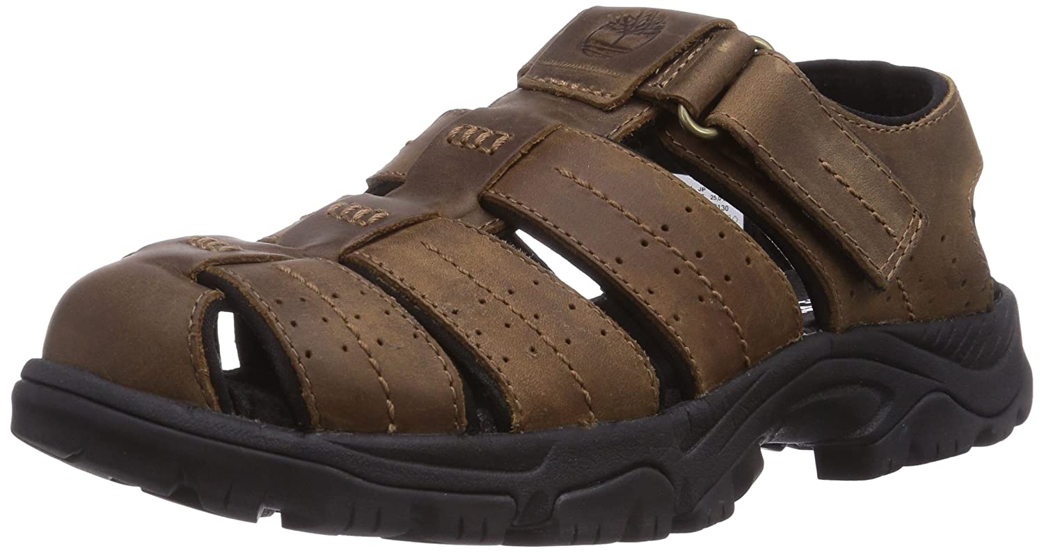 Details about Timberland Leather Fisherman Sandals Size uk 6.5
