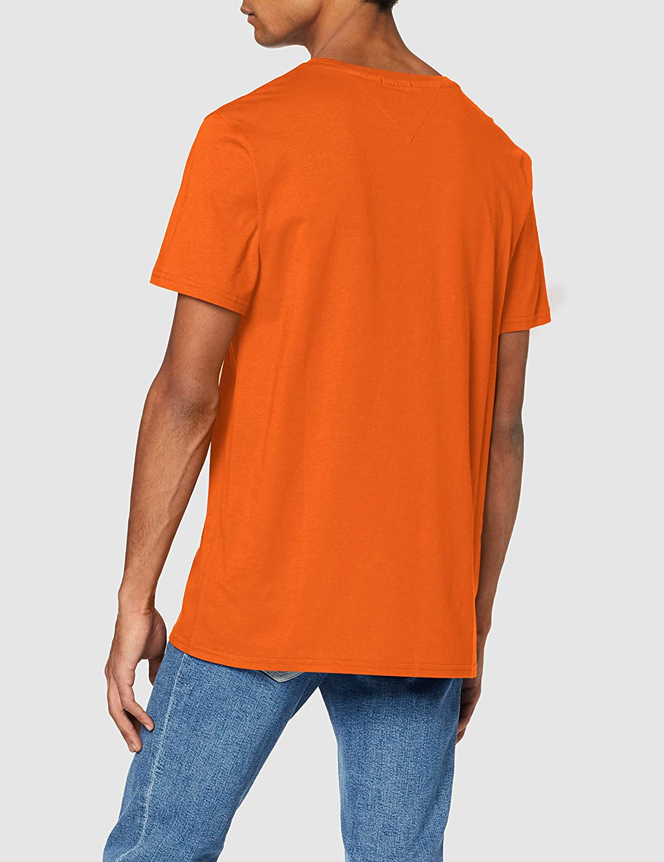 Tommy Hilfiger TJM Essential Solid tee Camiseta para Hombre