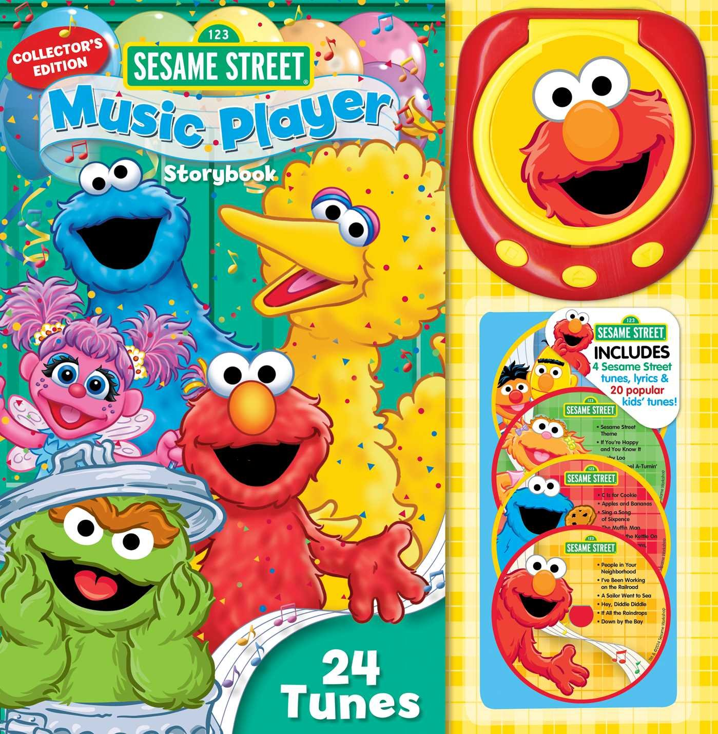Download Sesame Street Music Player Storybook: Collector's Edition pdf