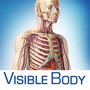Visible Body 3D Human Anatomy Atlas for Tablet