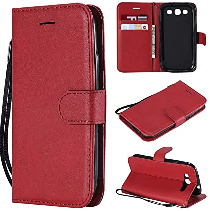 sneakers for cheap 9d8a1 7c34b Amazon.com: Samsung S3 Case,Galaxy S3 Wallet Case,for Samsung Galaxy ...