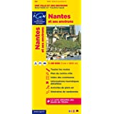 88406 Nantes et Ses Environs 1/80.000