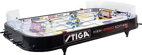 Stiga High Speed - Juego de Hockey de Mesa (90 x 50 x 8 cm), Color ...