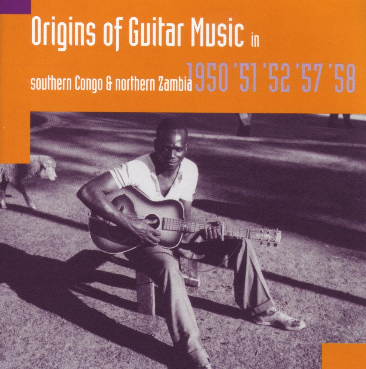 Origins of Guitar Music: Southern Congo & North by Brand: SWP