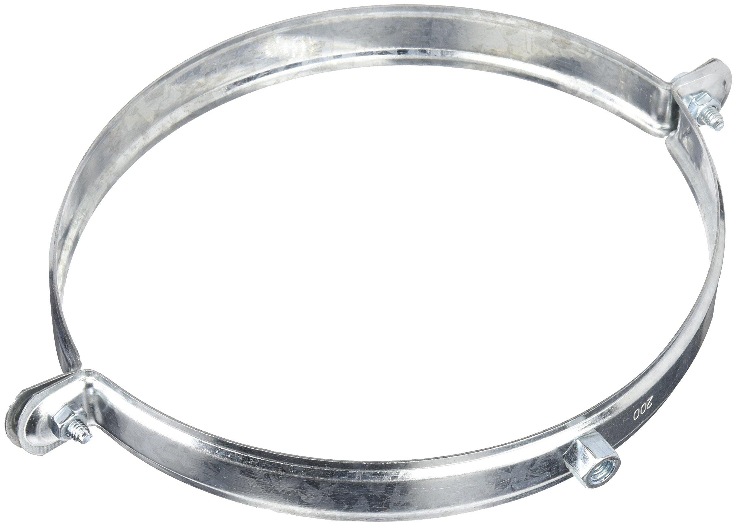 CoFan Pack of Metallic 10m Pipe and 18006306(200mm)