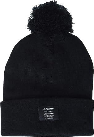 Dickies Men/'s Alaska Beanie Black One Size .
