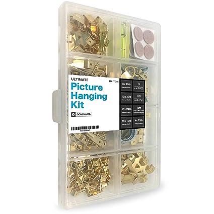 Ultimate Kit para colgar cuadros - 216pc Surtido 8536be02e648