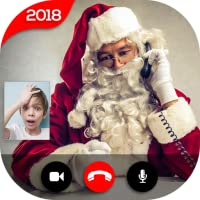 Real �� Santa Claus �� Video Call - Free Fake Phone Call And Free Fake Text Message ID PRO 2020 - PRANK FOR KIDS