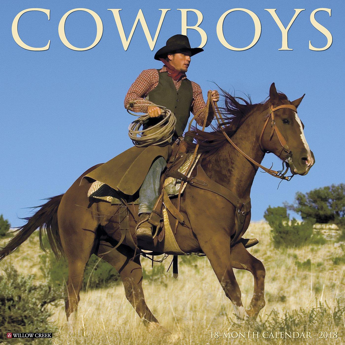 Cowboys 2018 Calendar
