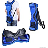 Waterproof Backpack to Carry and Store your Drifting Board (Two Wheels Smart Balance Board Scooter Electric Self Smart Drifting Board) - Mesh Pocket - Adjustable Shoulder Straps
