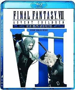 Final Fantasy Vii: Advent Children [Blu-ray] (Bilingual)