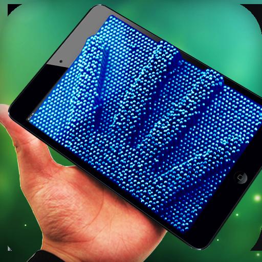 Point 3D Pin Art Simulator -
