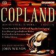Copland:Orchestral Works Vol. 1 [BBC Philharmonic, John Wilson] [CHANDOS: CHSA 5164]