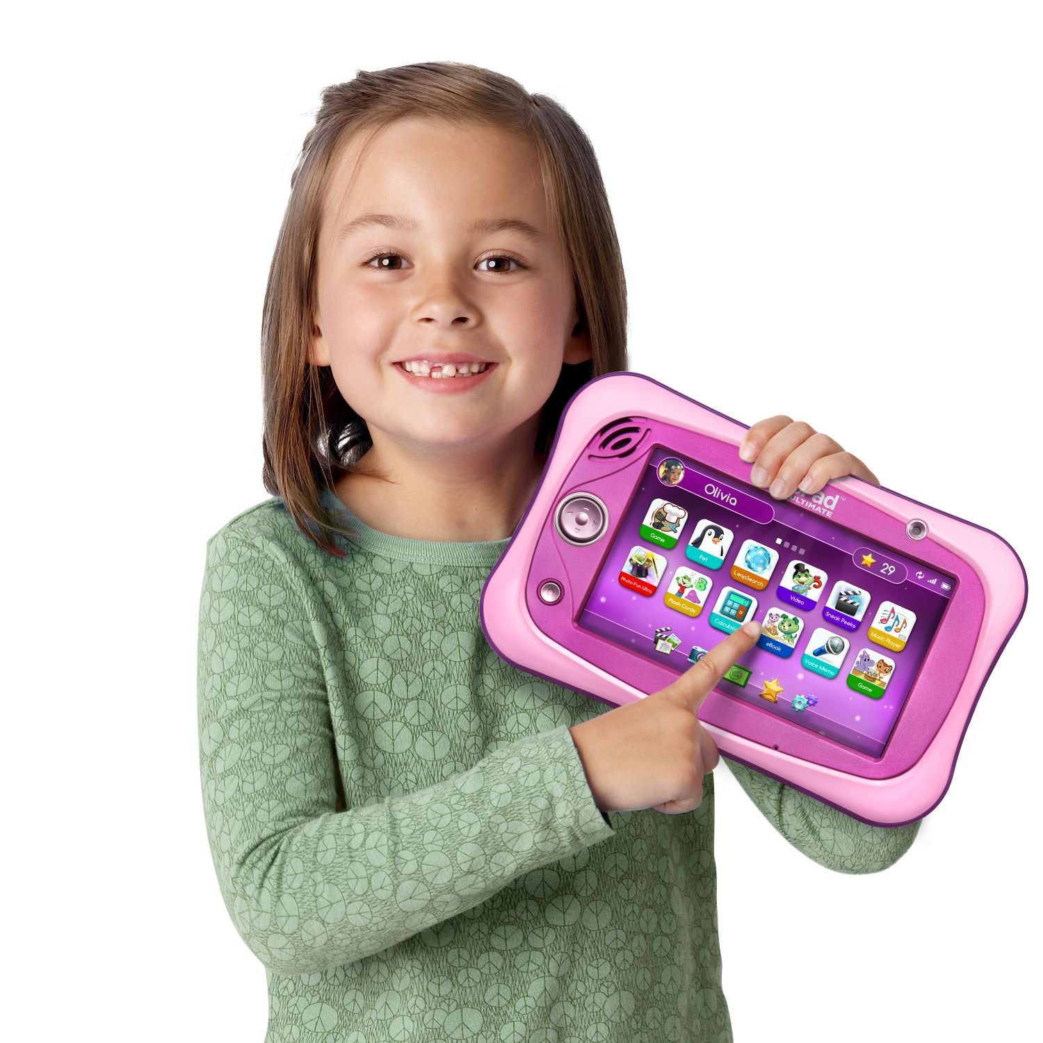 LeapFrog LeapPad Ultimate, Pink by LeapFrog (Image #10)