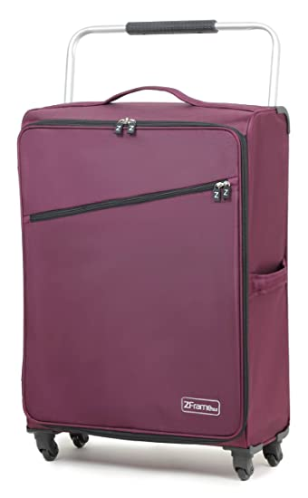 Ultimate Products Luggage Set Z Frame 1 Piece Purple LG00240PUR26 ...