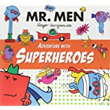 Mr. Men Adventure with Superheroes