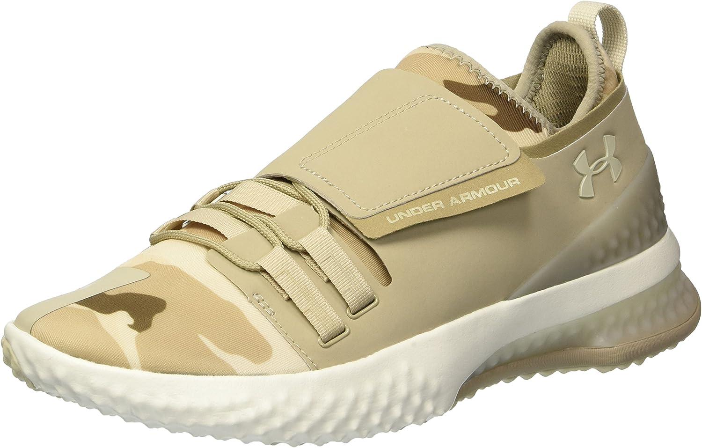 Men/'s Under Armour Architech 3DI Reach Gray Training Shoes  Size 9.5