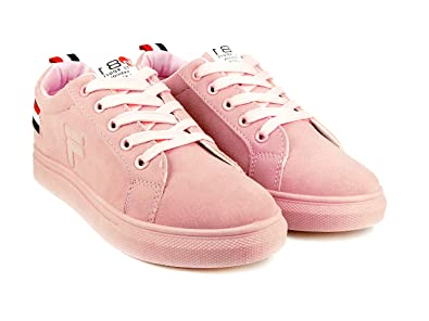 7c99a0e14339 dockstreet Ripley F Series Pink Casual Shoes  Buy Online at Low Prices in  India - Amazon.in