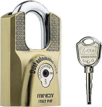 sécurité anti-vol vélo Chaîne lock-pas de clés requis-ouvert avec pa Bike Lock