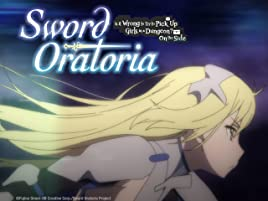 Amazon Com Watch Sword Oratoria Is It Wrong To Try To Pick Up
