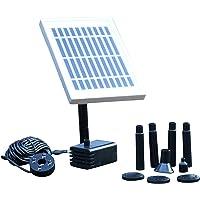 PK Green Bomba de Fuente Solar con batería