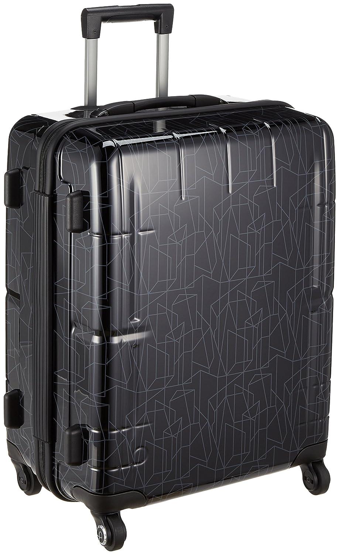 [プロテカ] スーツケース 日本製 スタリアV LTD ストッパー付き 保証付 66L 55 cm 4.1kg B079MBM5ZR ブラック