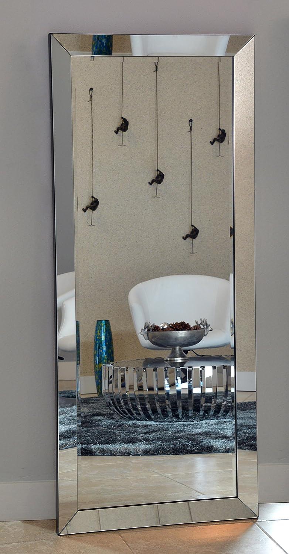 Amazoncom Naomi Home Mirrored Bevel Mirror