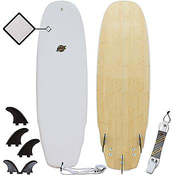SBBC Hybrid Soft Top Longboard Surfboard