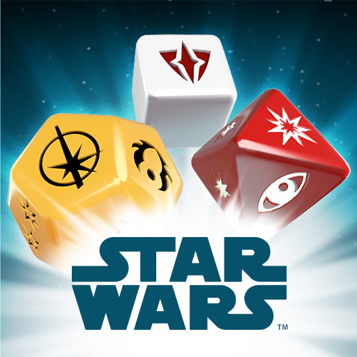 Star WarsTM Dice (Star Wars Edge Of The Empire Dice)