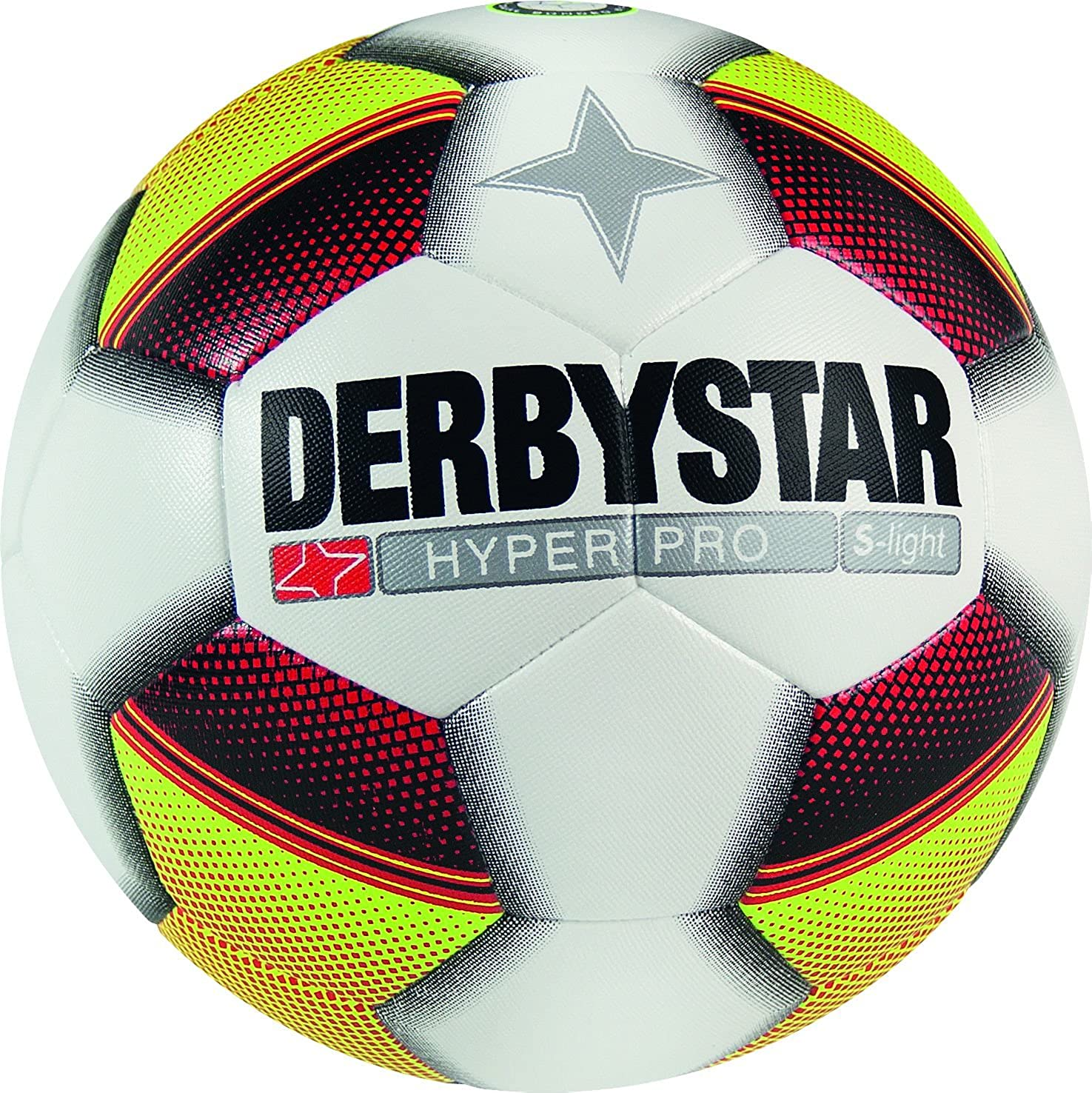 Derby Star Niños Hyper Pro S Light - Balón de fútbol: Amazon.es ...