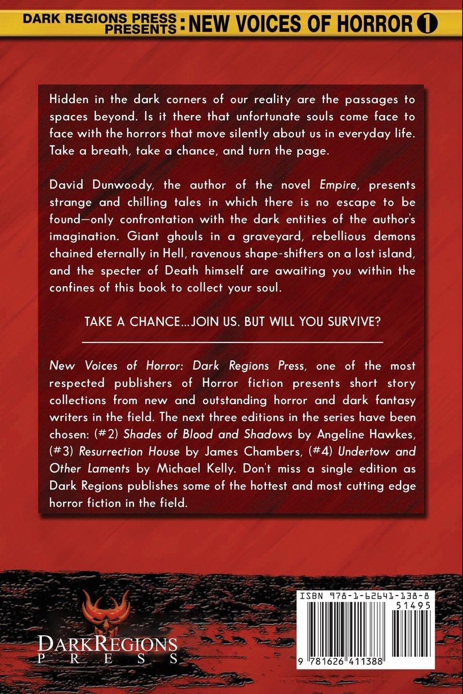 Dark Entities: David Dunwoody, Tom Moran: 9781626411388: Amazon: Books