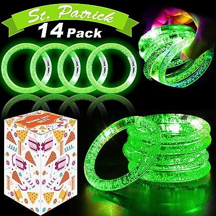 Amazon.com  14 Pack LED Bracelet 530190e43c