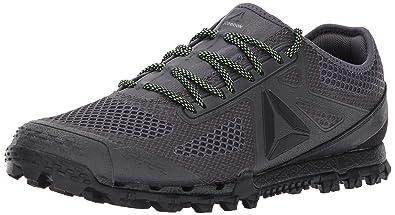 Reebok Men s All Terrain Super 3.0 Trail Runner ash Grey Black Coal Pewter 4456580d1