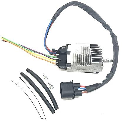amazon com: radiator fan control module for 02-09 audi a4 a4 quattro  cabriolet 8e0959501ag: automotive