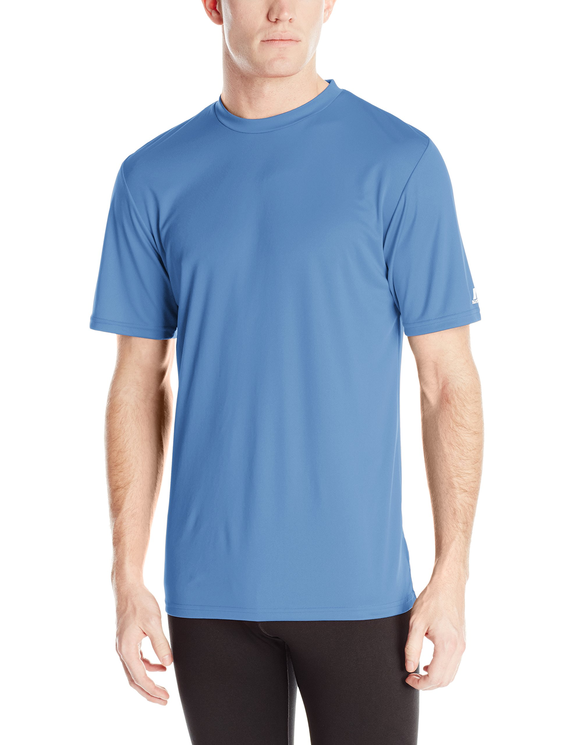 Russell Athletic Men's Performance T-Shirt, Cold Blue, Large