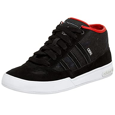 premium selection 4f575 70f6b adidas Originals Mens Ciero Mid Sneaker,BlackBlackWhite ...
