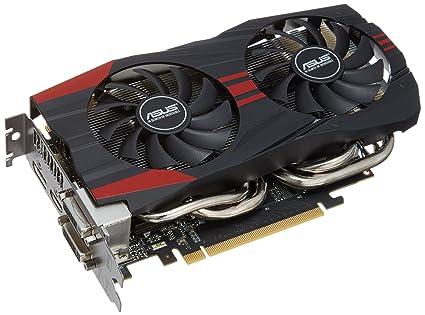 Asus GTX760-DC2OC-2GD5 - Tarjeta gráfica de 2 GB con nVIDIA GeForce GTX 760 (gddr5, HDMI, DVI)