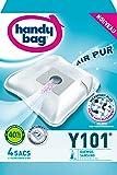 Handy Bag Y101 - Bolsa para aspirador Daewoo RC 705 D Kaisui 778