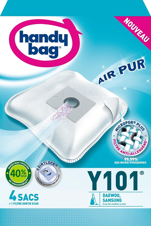 10 sacs pour aspirateur adapté pour volta u 2130